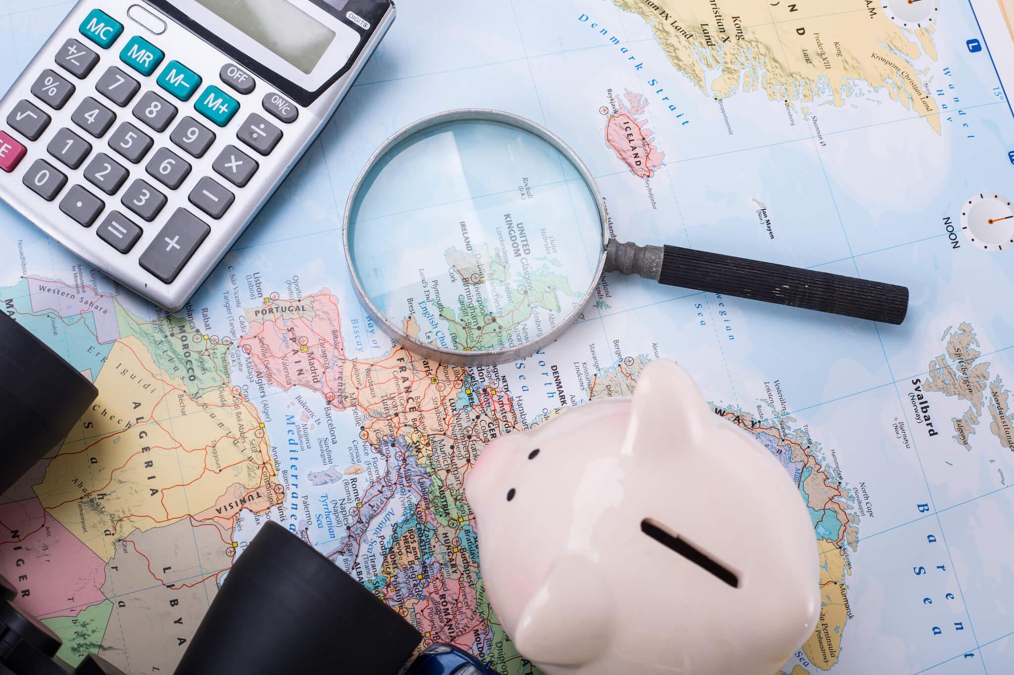 ¿Cómo ahorrar para tus vacaciones?