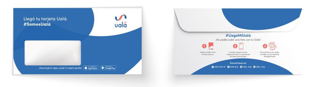 la primera tarjeta vertical de Argentina
